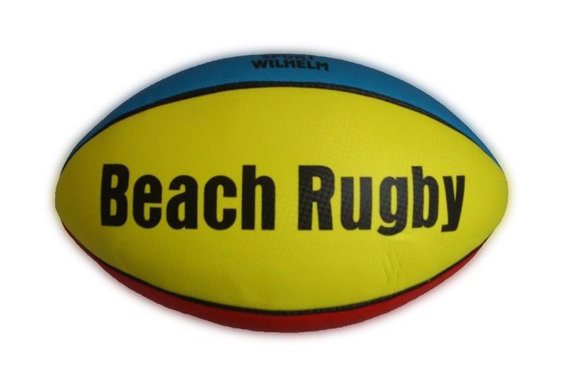 Beach-Rugby