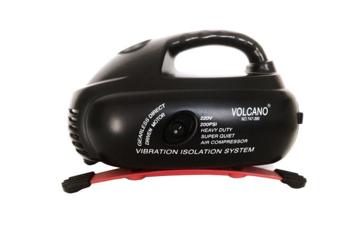 Ballkompressor «Volcano747»