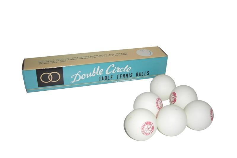 Tischtennisbälle «Double Circle»
