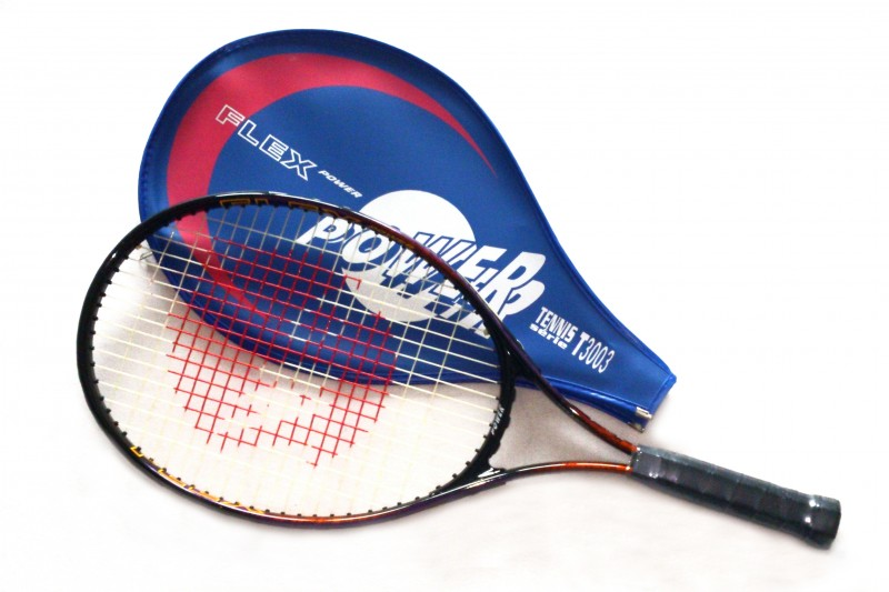 Tennis- Racket «Flex-Power» 63 cm