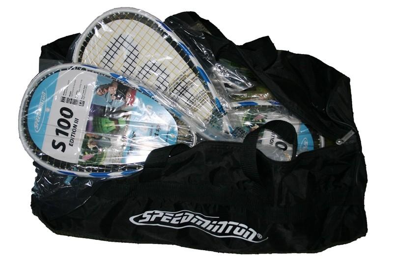 wilhelm sport speedminton set s100 edition lll wilhelm. Black Bedroom Furniture Sets. Home Design Ideas
