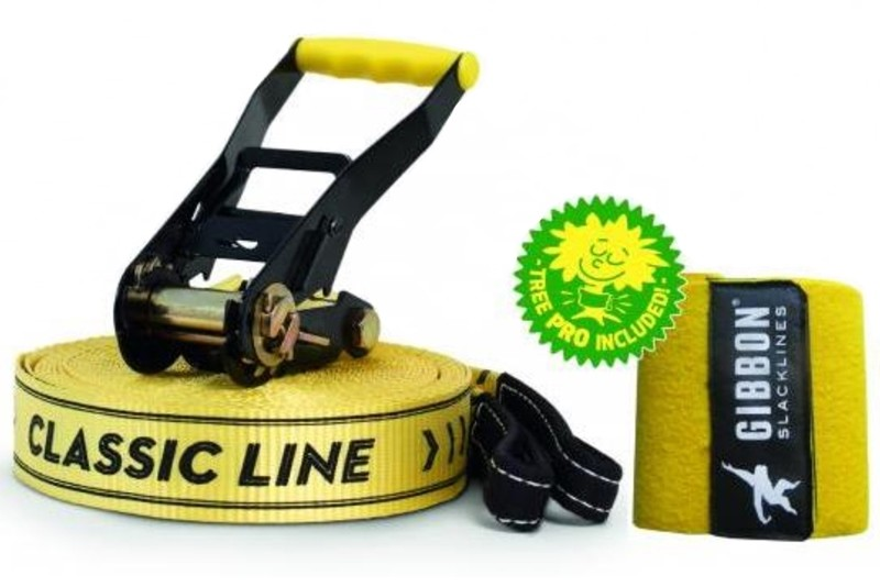 GIBBON® CLASSIC X13 TREE PRO SET Slackline-Set