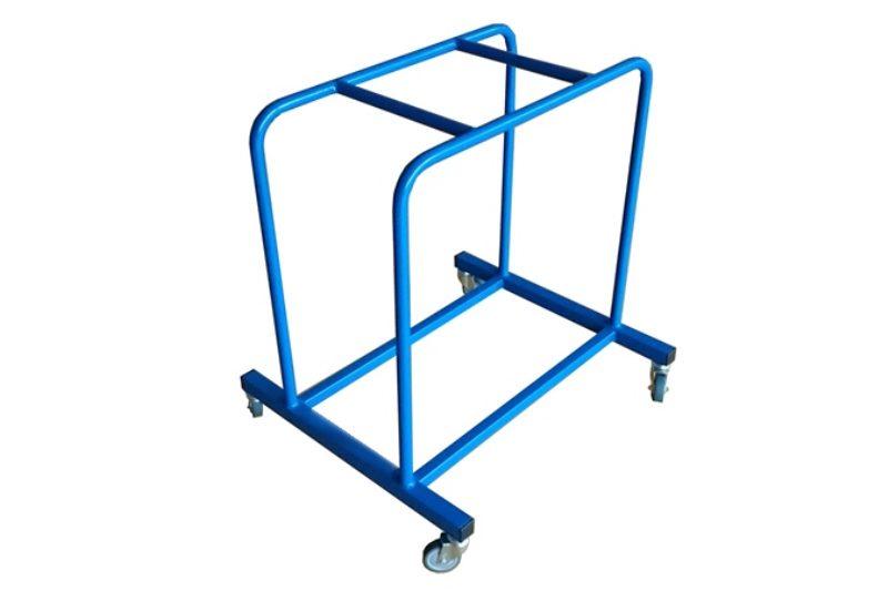 Transportwagen für Gymnastikmatten