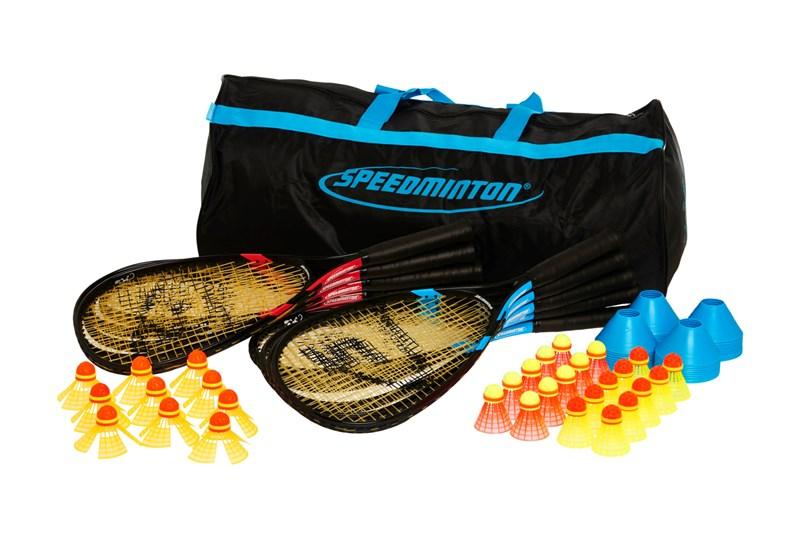 wilhelm sport speedminton schoolset sport fun. Black Bedroom Furniture Sets. Home Design Ideas
