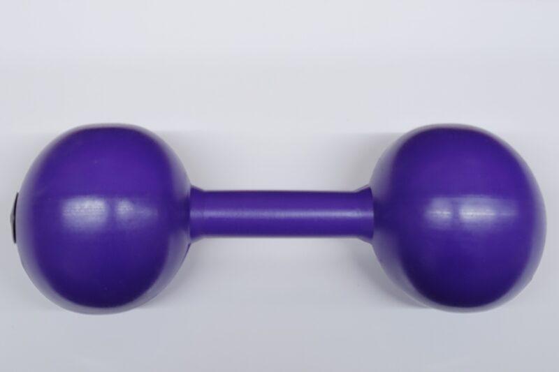 Kugelhantel TOGU aus Kunststoff, 4 kg