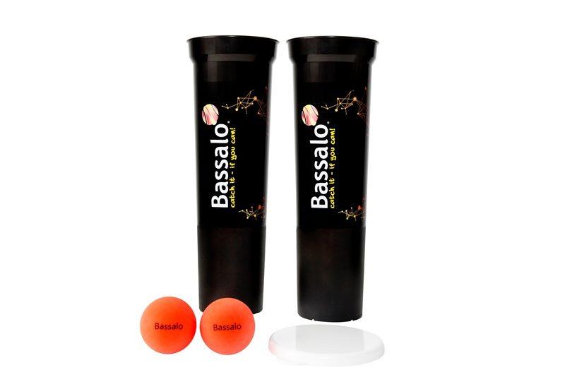 Bassalo® Cupball Double BLACK