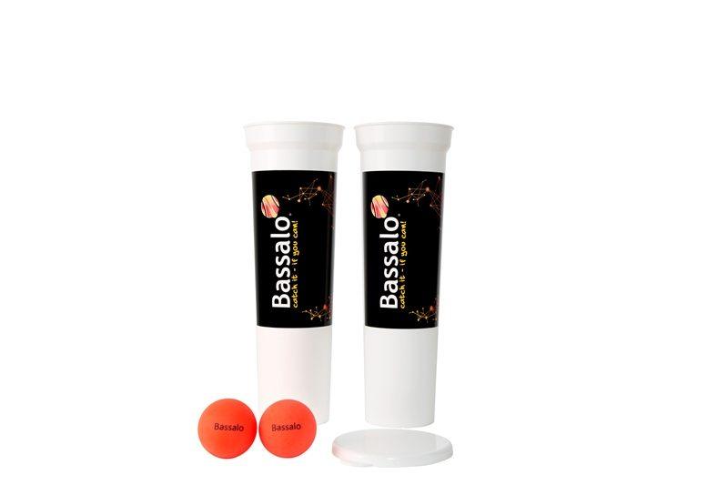 Bassalo® Cupball Double WEISS