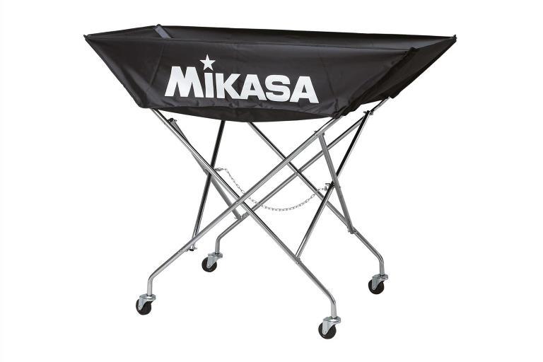 Ball Carrier Mikasa® BCH-BLA, schwarz