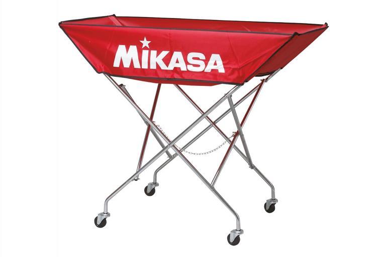 Ball Carrier Mikasa® BCH-SCA, rot